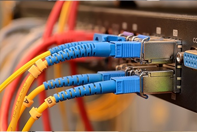 Optical hardware repairs